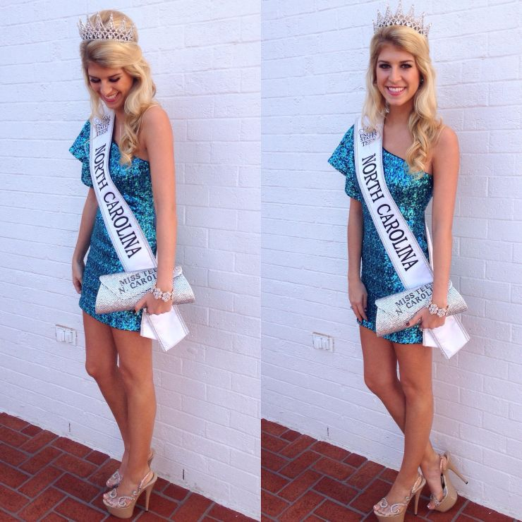 cassie huffman miss teen north carolina united states 2016