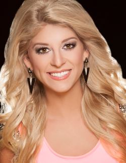 cassie huffman miss teen north carolina united states