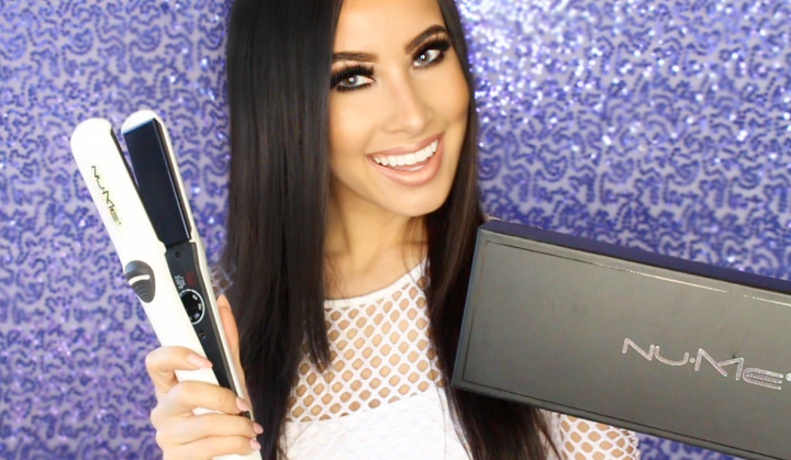 Nume Empress Flat Iron Review + Nume CouponCode!