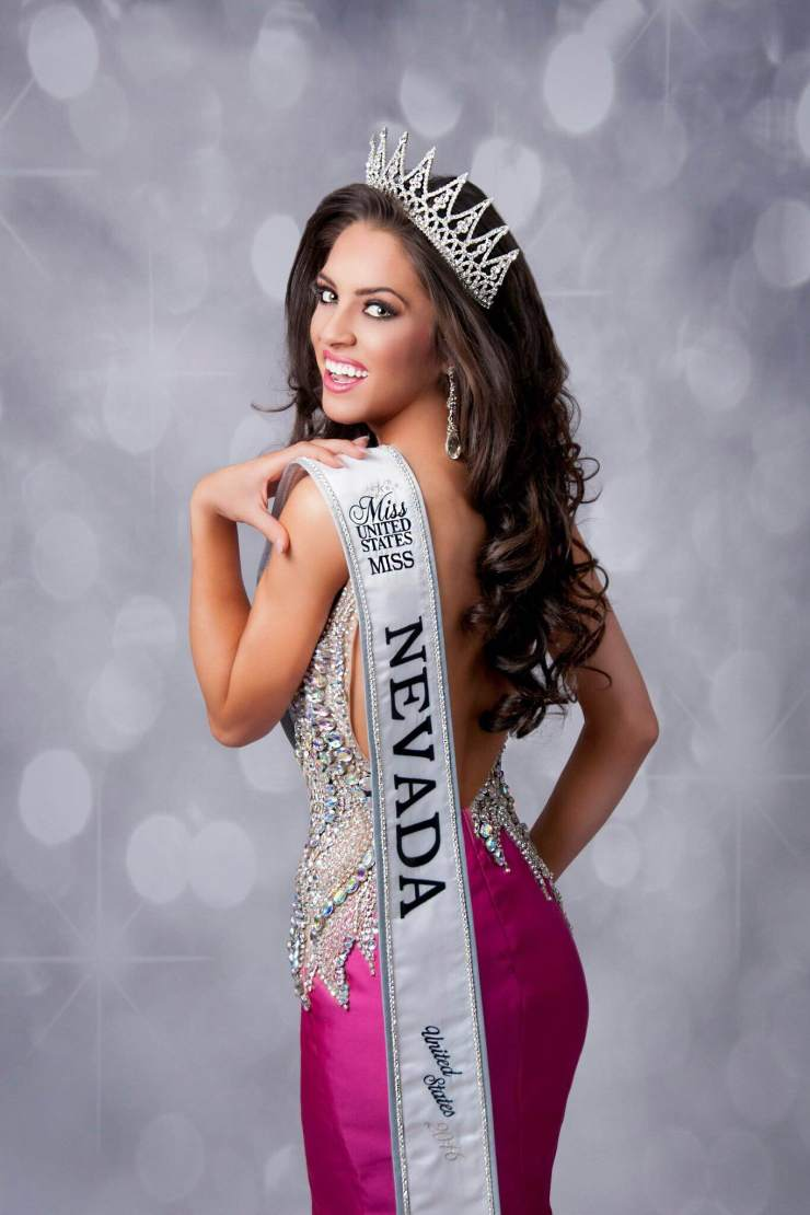 miss nevada united states 2016