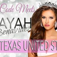 Meet Miss Texas United States 2016: Alayah Benavidez