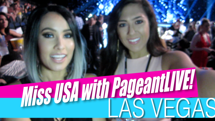Travel Blog: Las Vegas for Miss USA with PageantLIVE