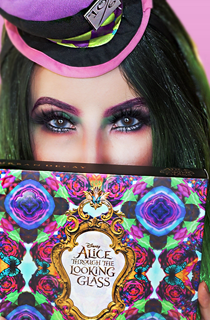 urban decay mad hatter palette tutorial