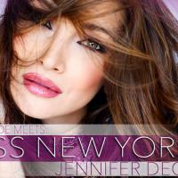 MEET MISS NEW YORK UNITED STATES 2016: JENNIFER DECILLIS