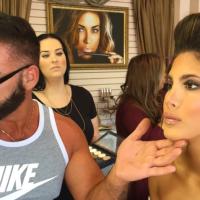 Terrific Thursday with celebrity makeup artist Scott Barnes and Victoria Duke