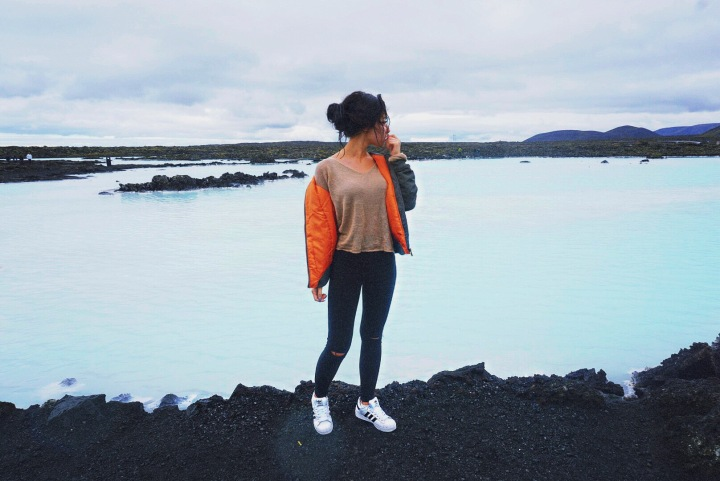Iceland Review: The Blue Lagoon + Flying Icelandair