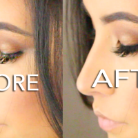 How to Remove Makeup Stuck Between Eyelash Extensions