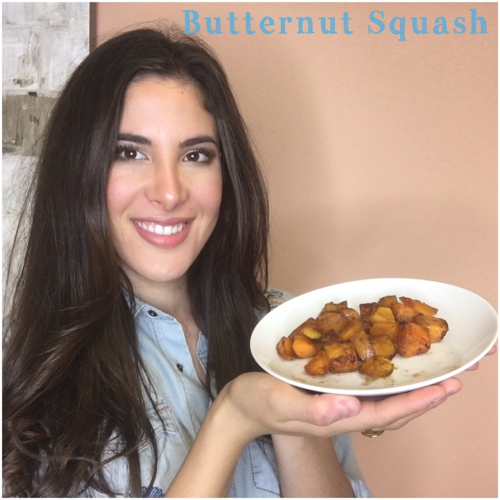 Wellness Wednesday: Making Butternut Squash