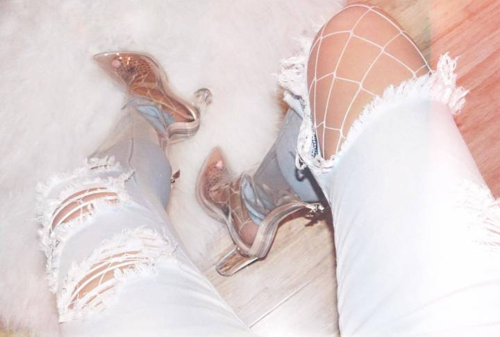 How to Slay the Clear Boot Trend