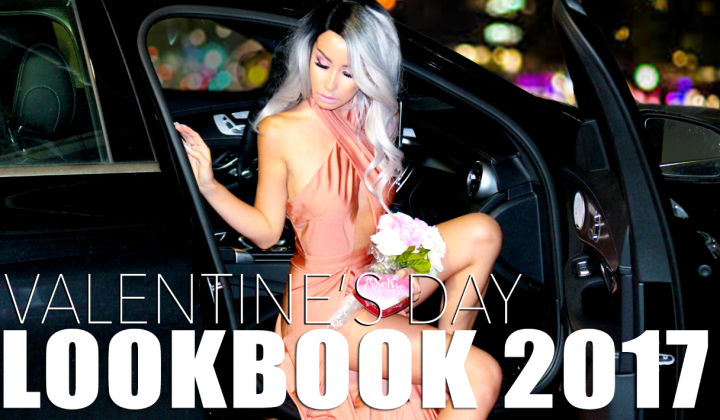 The Valentine's Series: Glambook || A Collaboration with Summer Priester