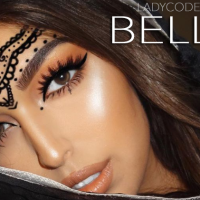 Lady Code Meets Bella.Akt: Instagram's Rising Beauty Guru