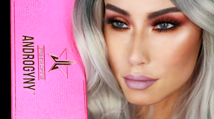 "Jeffree Star Cosmetics ""ANDROGYNY"" Eyeshadow Palette Review"