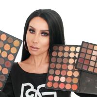 Morphe 35R Palette Review + Comparison with Morphe 35o//25b