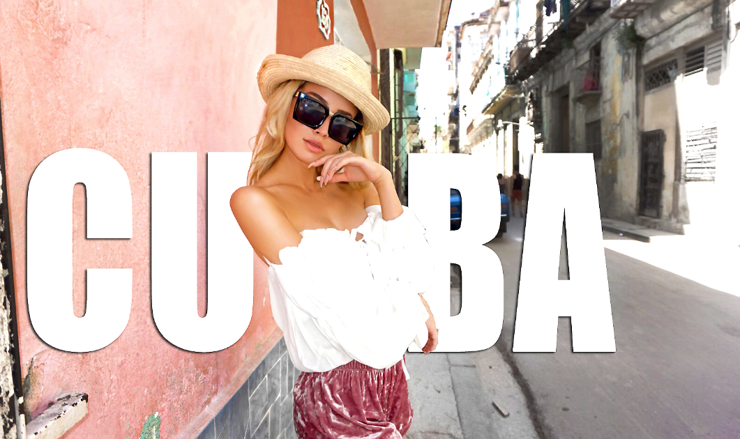 Fashion Beauty Travel Lifestyle Blog: Cuba 2017 Travel Blog + Vlog – The Lady Code Blog