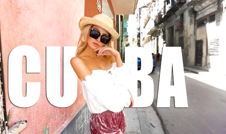 Cuba 2017 Travel Blog +Vlog