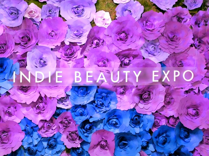 Lady Code is traveling to the Indie Beauty Expo