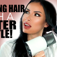 WATER BOTTLE WAVES: How to Curl Your Hair with a Water Bottle