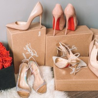 My Designer Shoe Collection ft. Christian Louboutin, Jimmy Choo, Louis Vuitton + More!